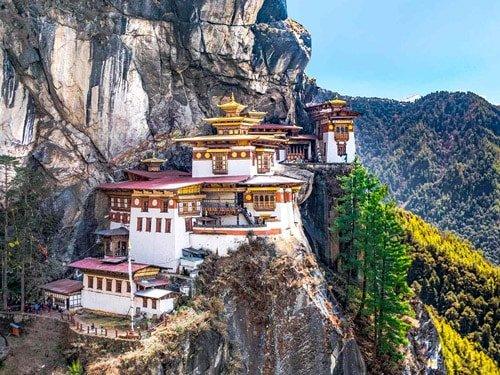 Viaggio fotografico Bhutan - Viaggio fotografico in Bhutan e Nepal tra i paesaggi himalayani