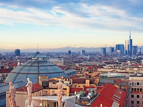 photo tour in Milan