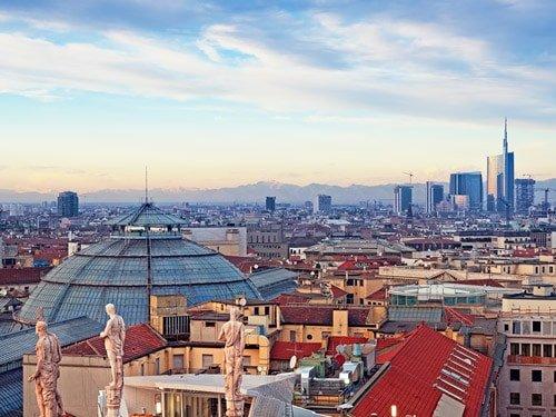 viaggio fotografico a Milano
