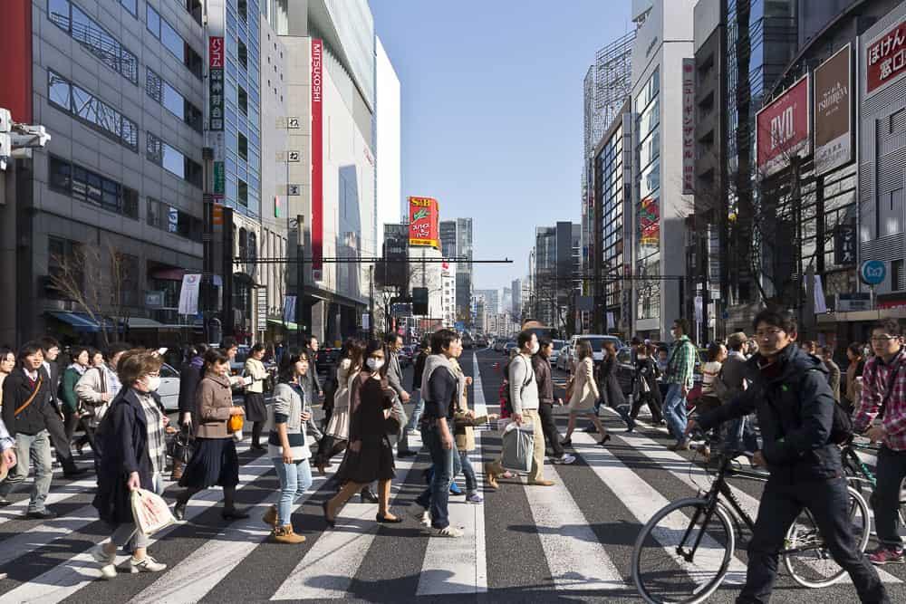 Workshop fotografico</br>a Tokyo novembre