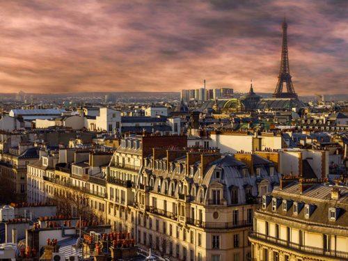 viaggio fotografico a Parigi