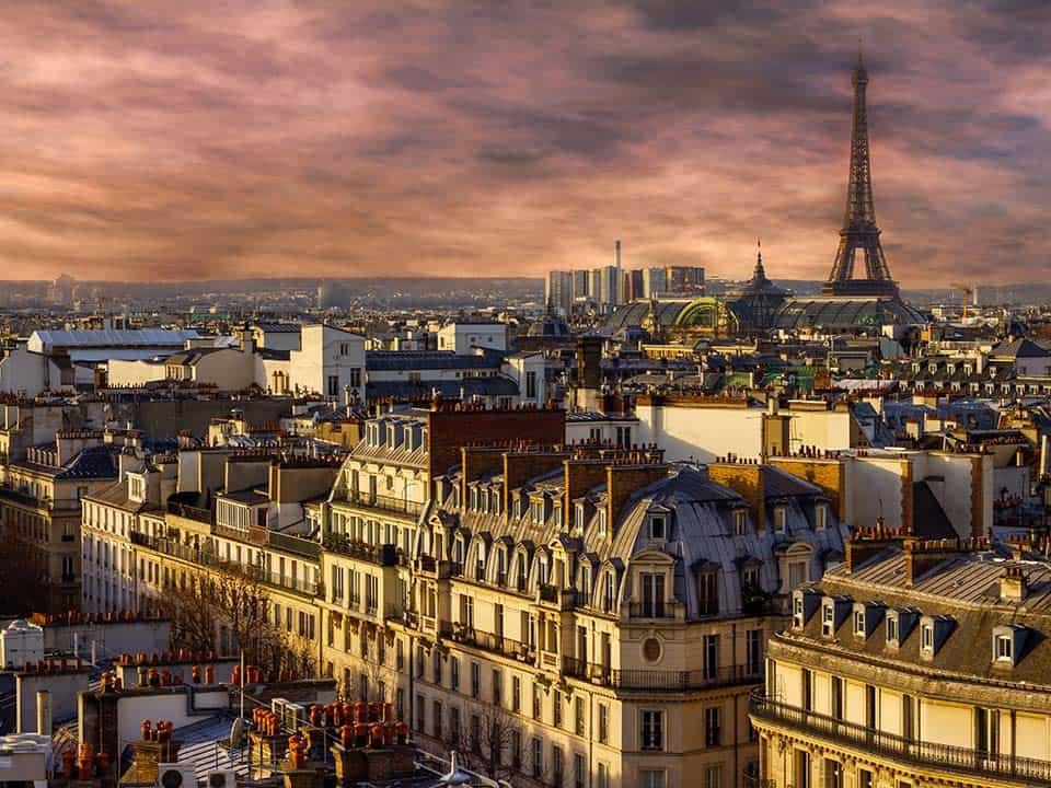 Viaggio fotografico a Parigi 2018