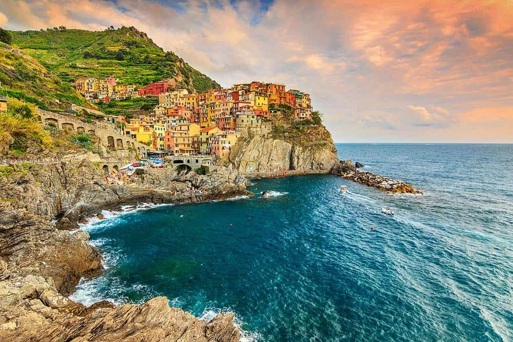 Workshop fotografico alle Cinque Terre